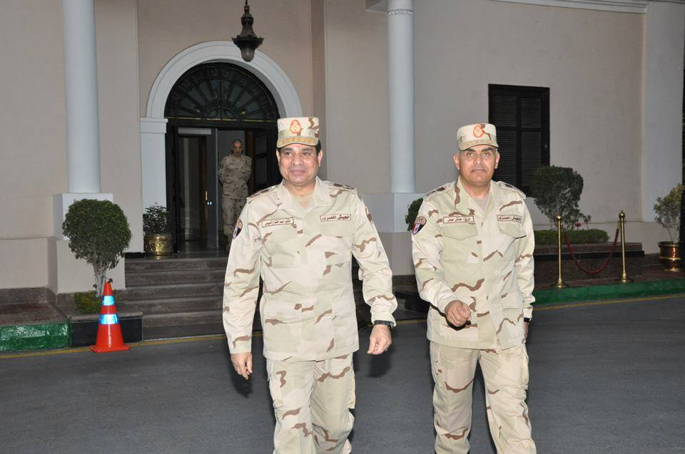 Defence Minister allocates LE1 bln for Sisi's initiative