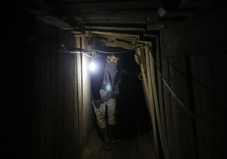 Hamas reeling from Egyptian crackdown on Gaza tunnels