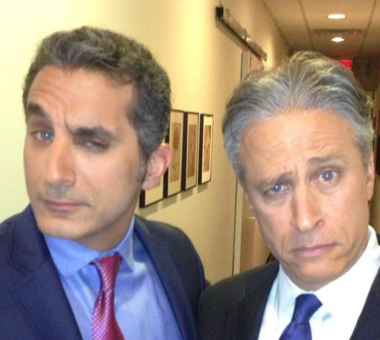 Jon Stewart to appear on Bassem Youssef's show
