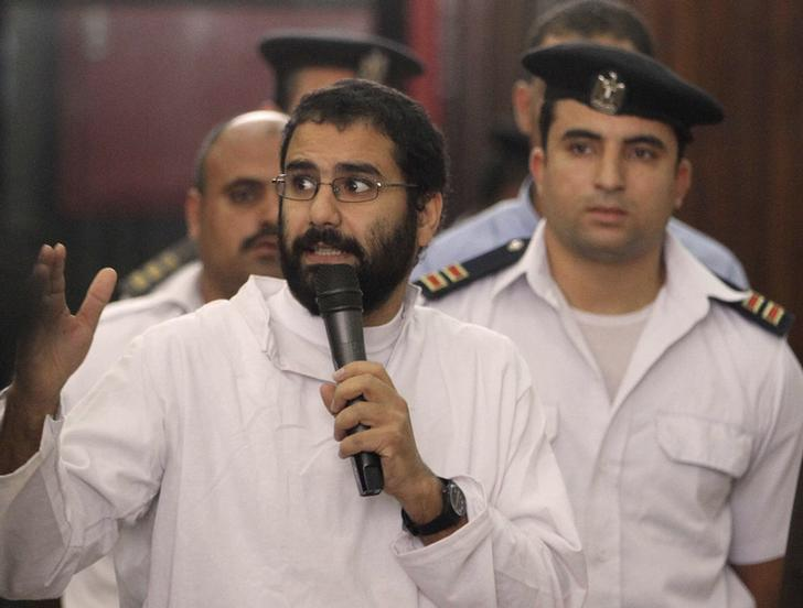 Alaa Abdel Fattah sentenced to five years of maximum security prison