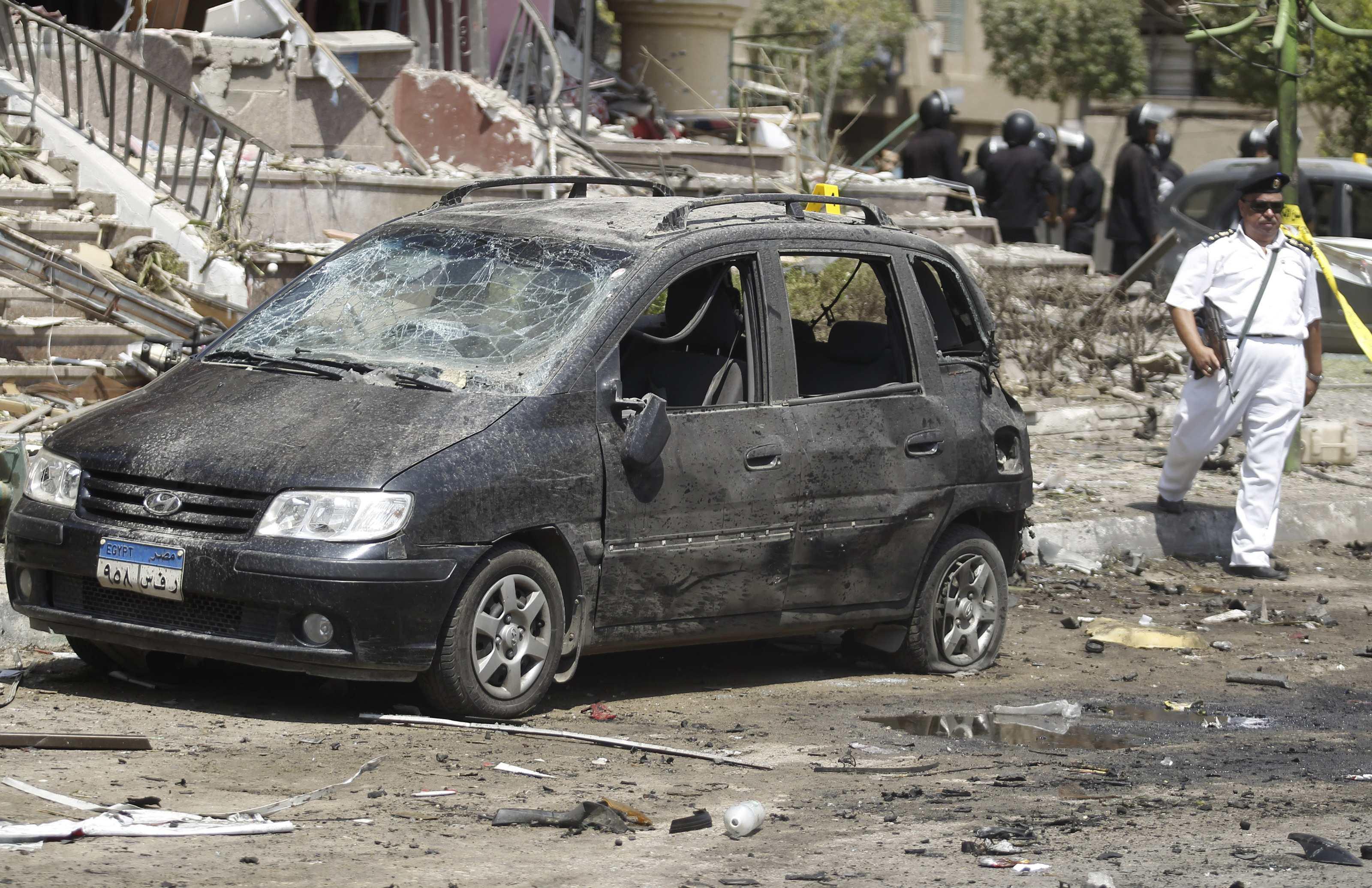 Hamas is training Egyptian Islamists - Egypt state TV