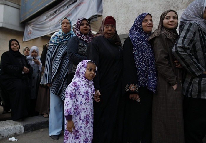 Egypt's constitutional referendum: First round results