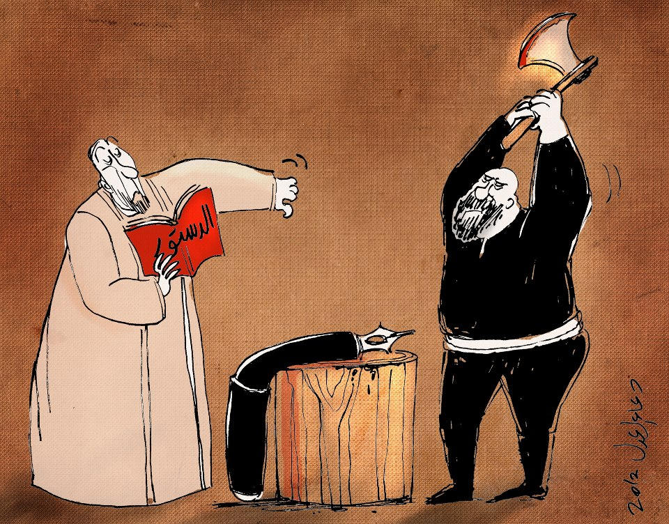 Egypt: Cartoonist accused of insulting prophet