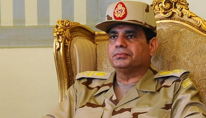 Egypt military officers back army chief for president