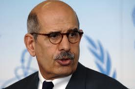 ElBaradei praises role of Egypt women in adopting UN declaration against violence