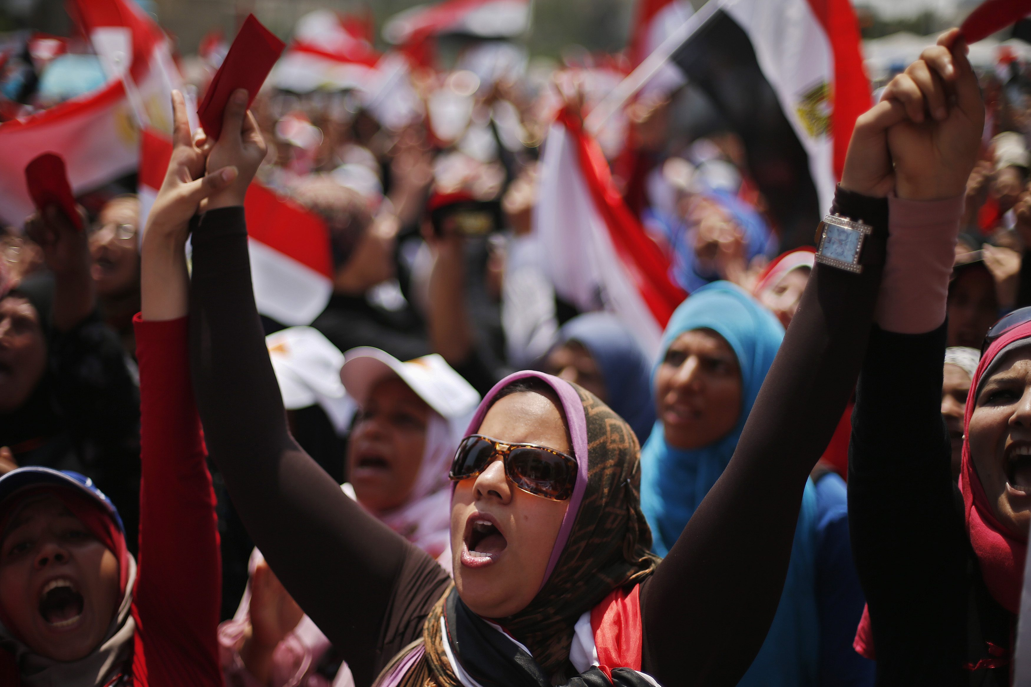 Egypt govt uses sexual assaults for political gains - NGO