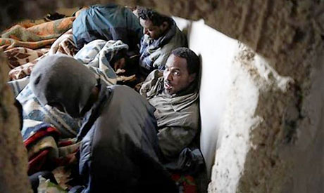 Egypt's justice minister calls for battling human trafficking