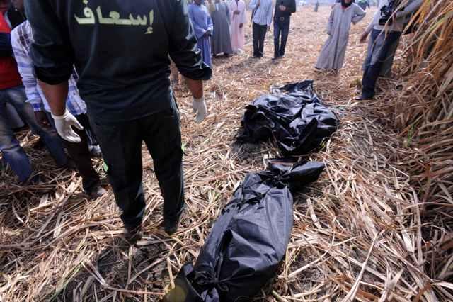 Egypt balloon crash kills 18 Asian, European tourists