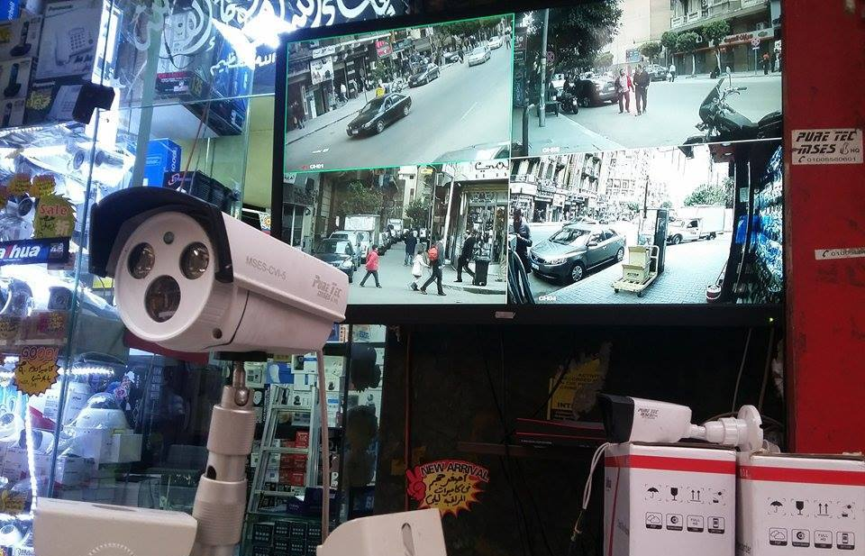 Egypt's demand for surveillance cameras increases at least 25 pct annually