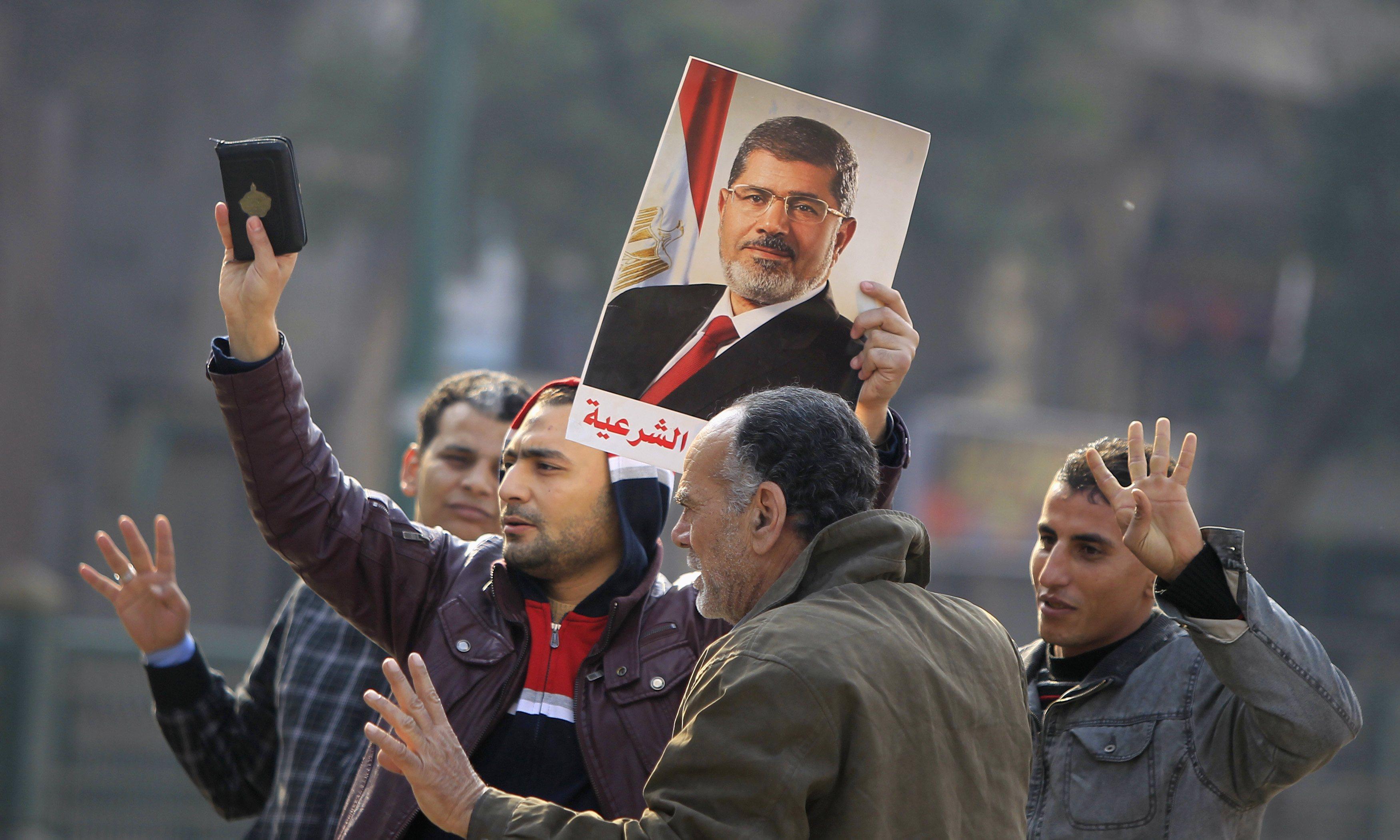 516 Brotherhood affiliates arrested on uprising anniversary - Interior Minister