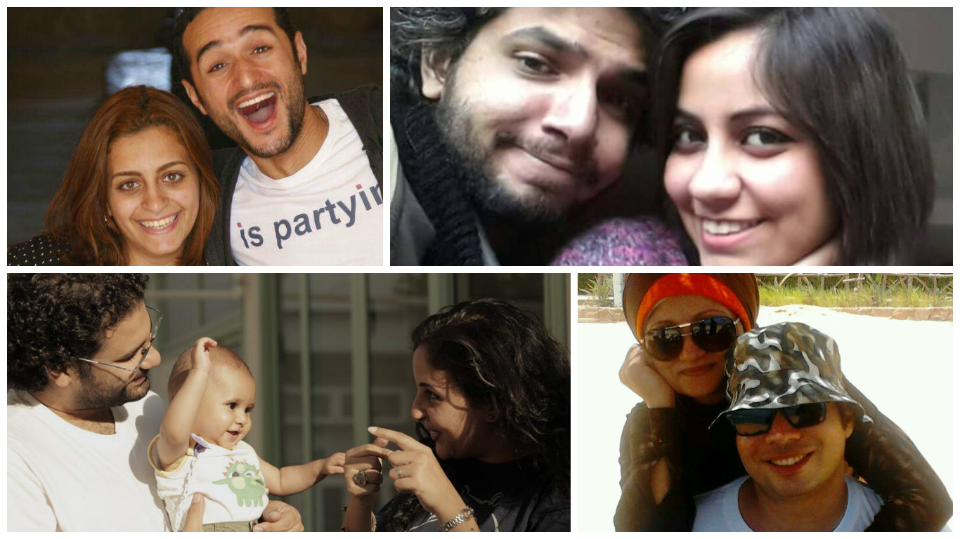 Between hope and the desolation of absence: The wives of Egyptian political detainees on Uprising anniversary
