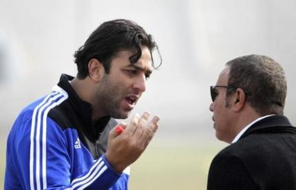 Mido sacked by Zamalek as Champions League hopes fade