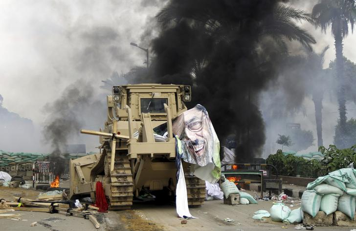 Human Rights Watch Rabaa report