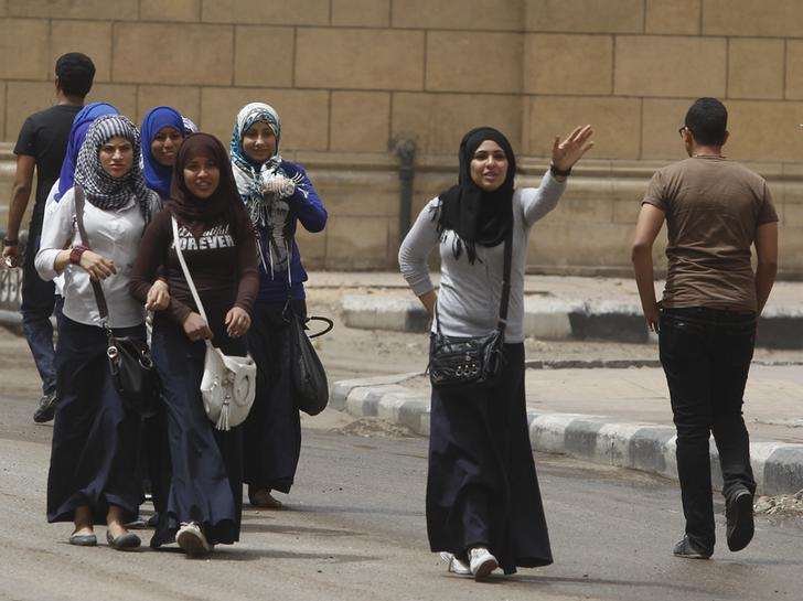 Egypt court sentences sexual harasser to one year