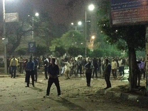 Breaking: 16 injured in Gharbiya clashes - official