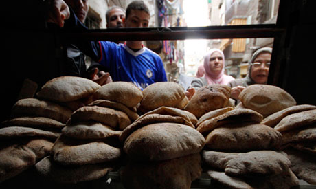 Egypt's Sisi scores early success with smart cards for bread subsidies