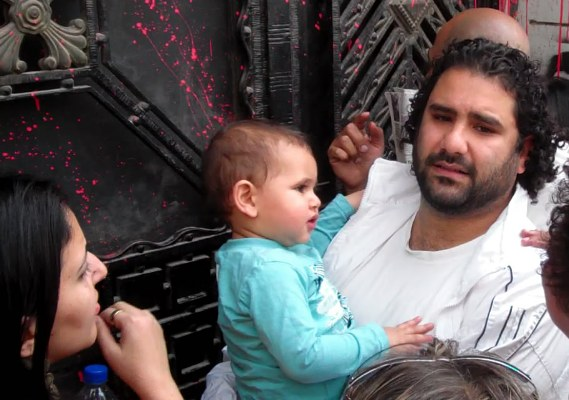 Alaa Abdel Fattah and others released on bail, judge steps down