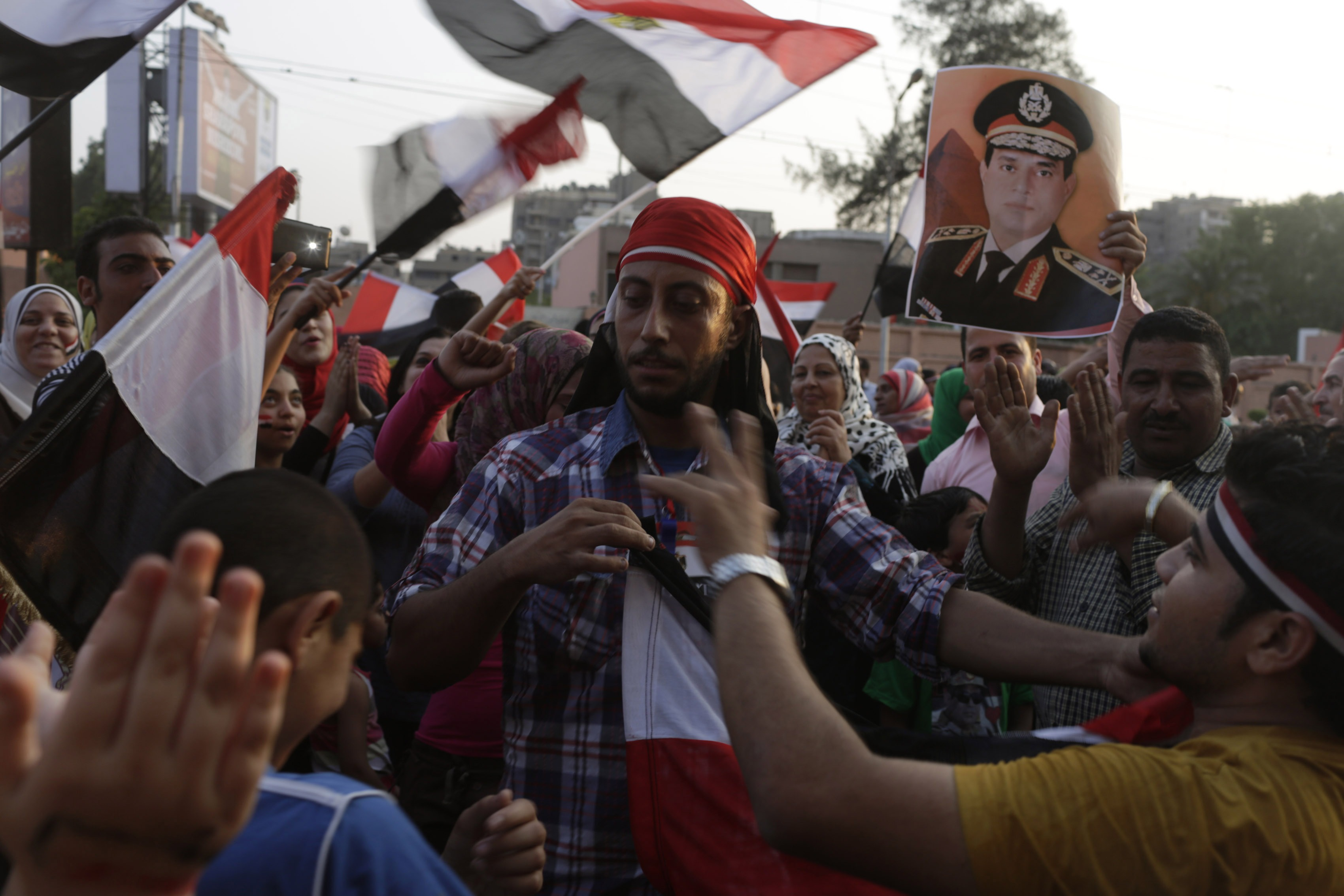 Egypt to hold first trial of 12 Tahrir sexual harassers Wednesday