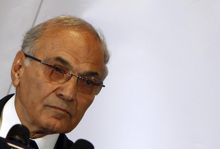Ahmed Shafiq's party announces support for Sisi