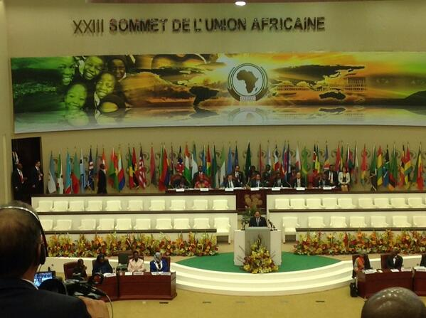 African Union summit adopts Egyptian initiatives on climate change