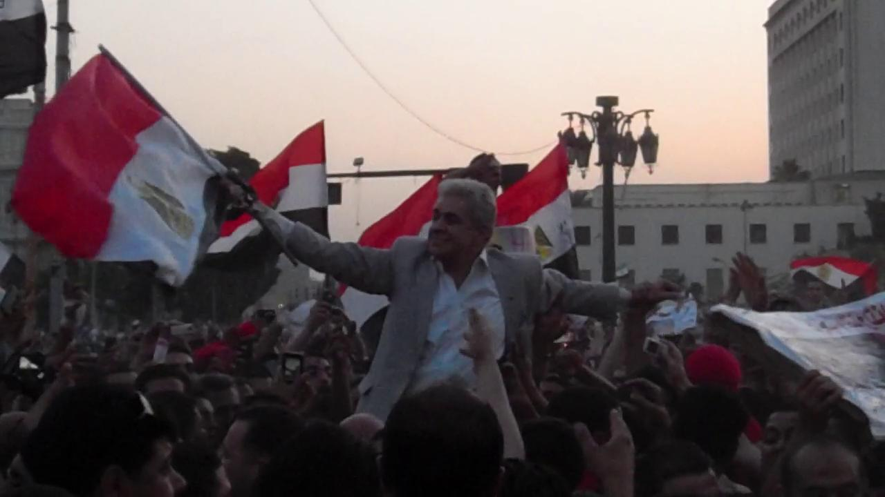 Sabahi: Mursi's approach widens rift between Egyptians
