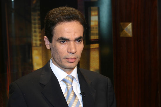 Egypt interim president appoints new media advisor