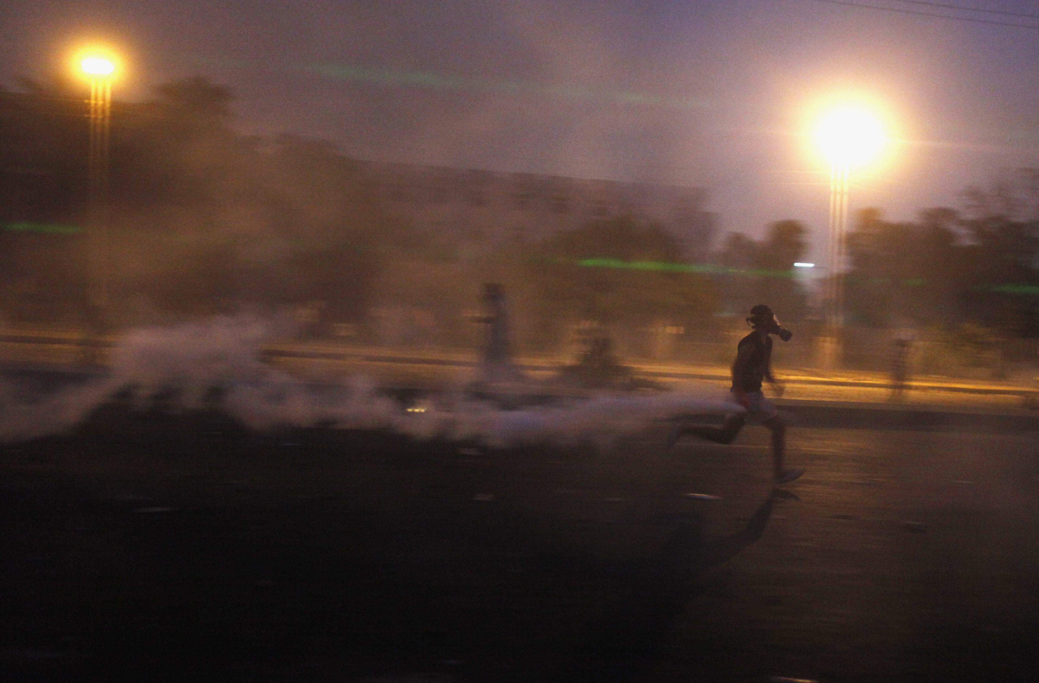 Official: Death toll at Rabaa al-Adaweya up to 72