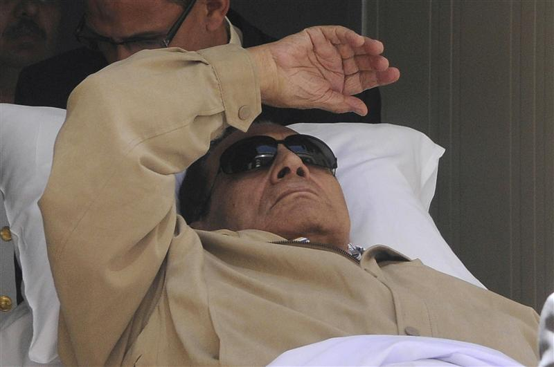 Egyptian court accepts Mubarak appeal, orders retrial