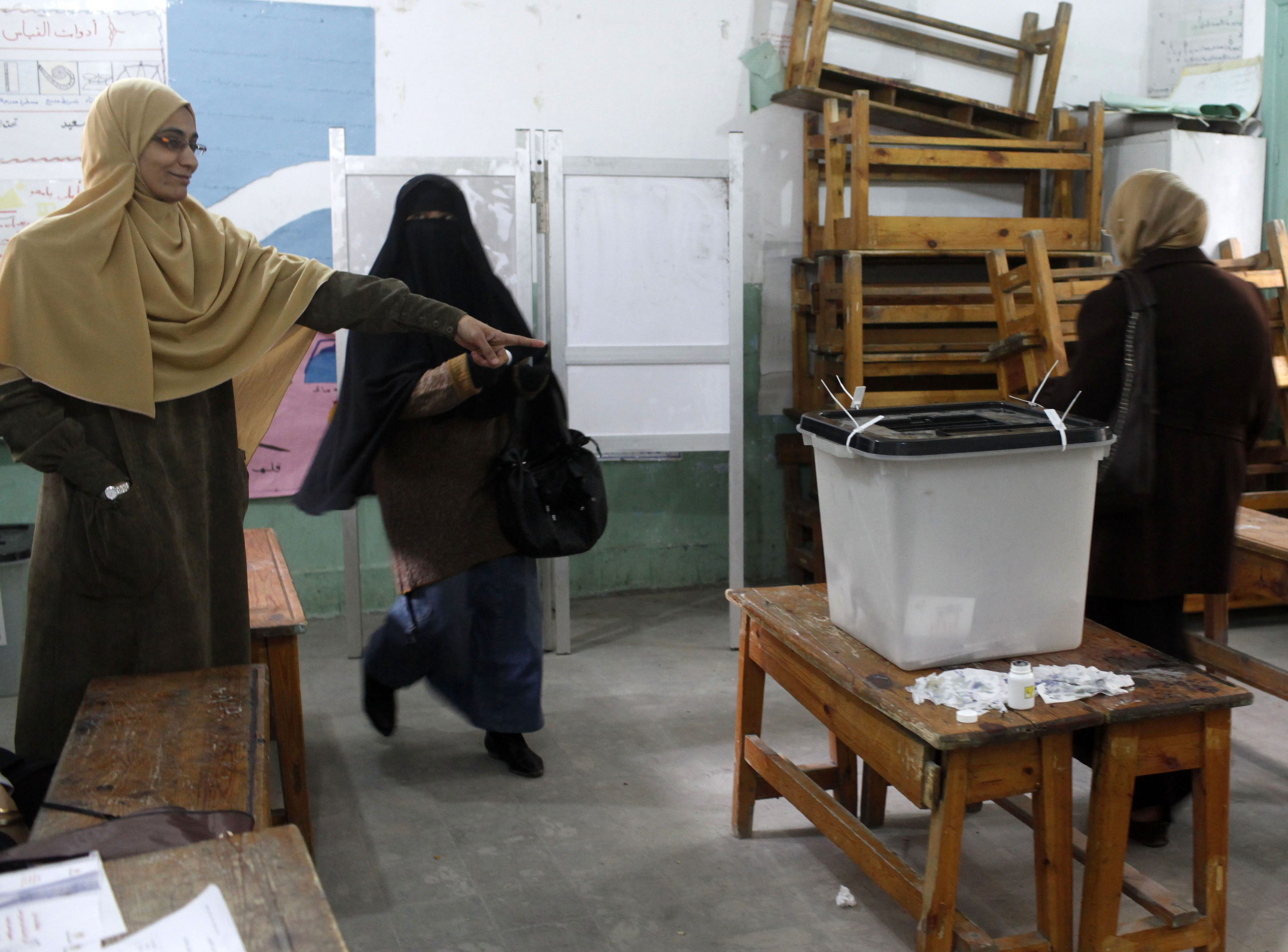 Constitution referendum result announced Tuesday - state TV