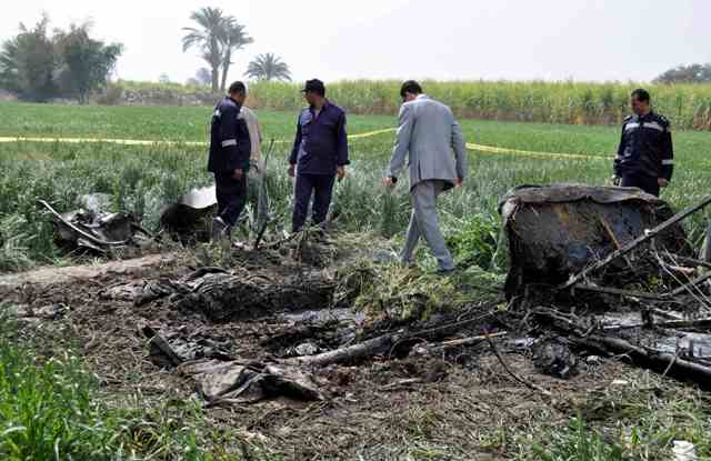 Hot air balloon explosion kills 14 tourists in Egypt - MOH