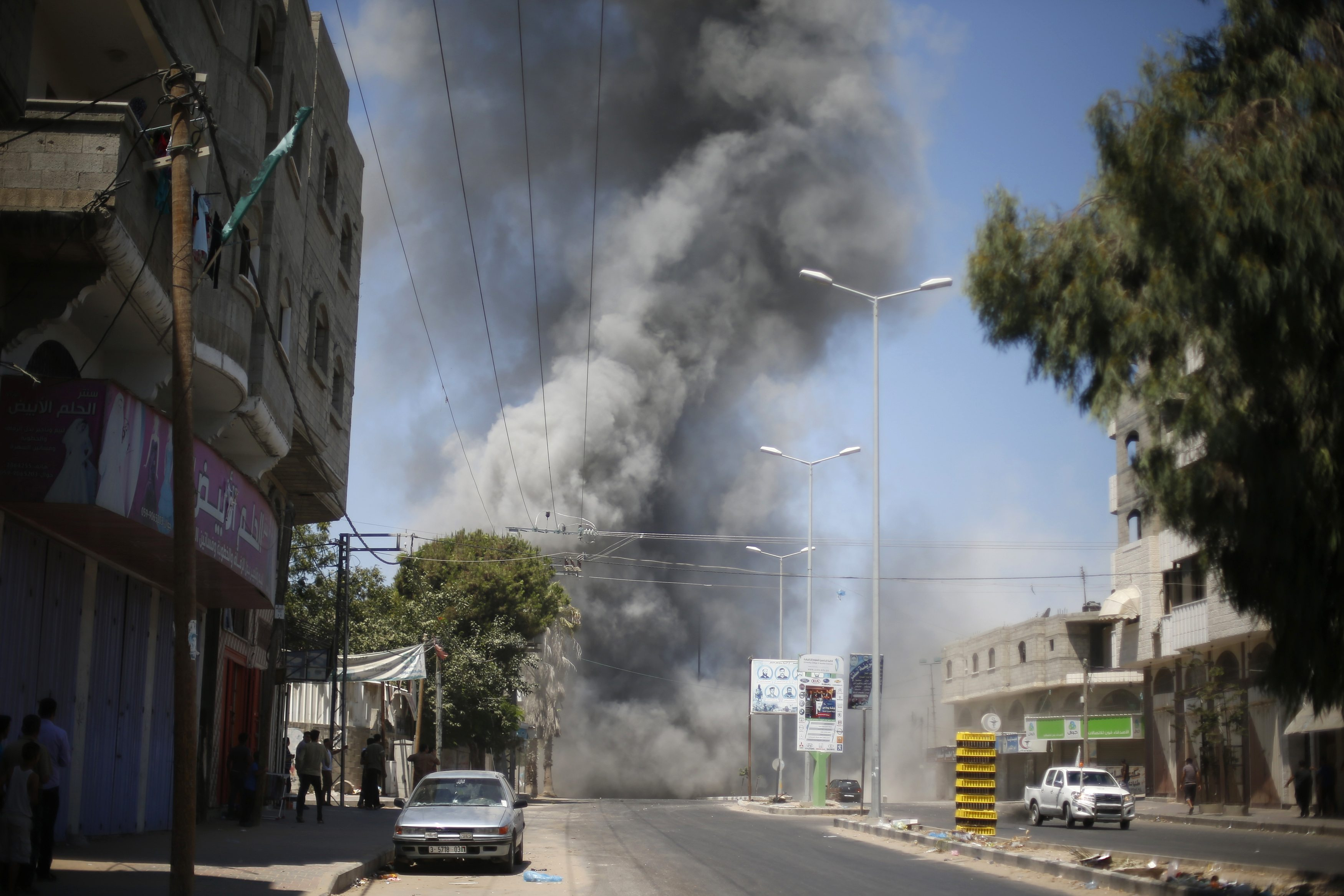 UPDATE - Egypt calls for