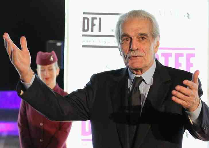 REUTERS - Actor Omar Sharif, star of Doctor Zhivago, dies - Egyptian state TV