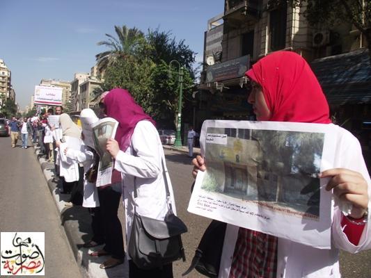 Egyptian doctors' strike postponed
