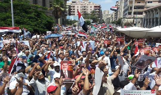 Pro-Mursi alliance calls for demonstrations on Saturday