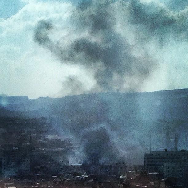Cairo court fires were deliberate: Senior judge
