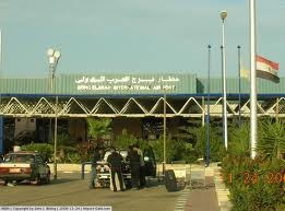 Guards strike shuts airport in Alexandria