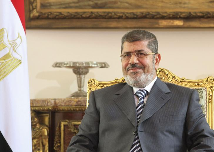 Egypt's Mursi to call April election -presidential source
