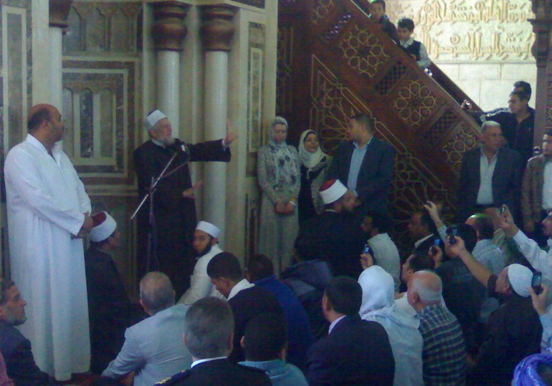 Endowments Minister urges call for Islam among tourists