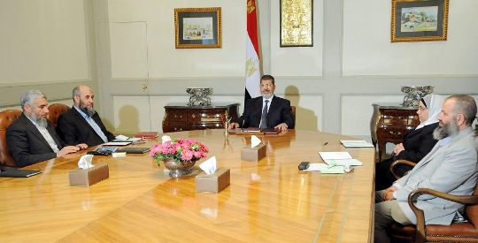 Nour Party: President willing to discuss our initiative in national dialogue