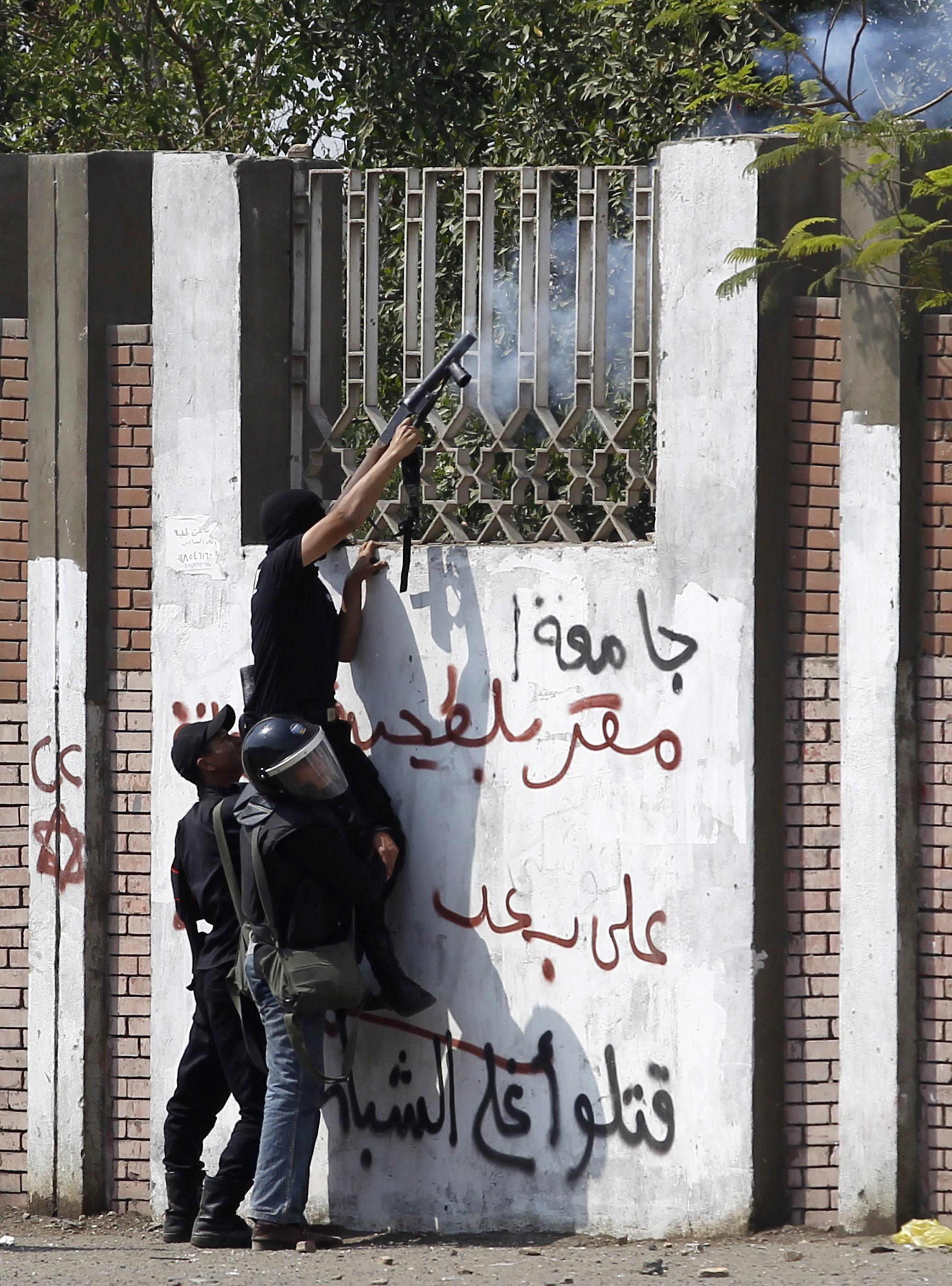 Cairo court hands prison sentences to 11 Azhar University students