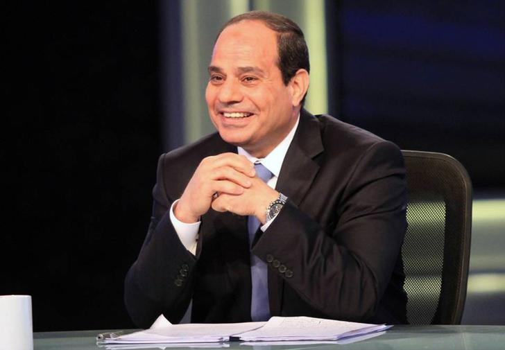 Presidential Race 2014: Abdel Fattah al-Sisi
