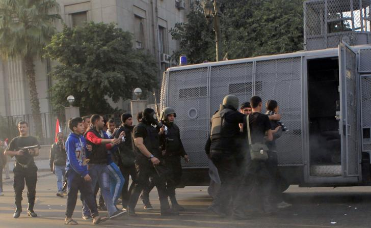 More than 41,000 arrested in Egypt since July - NGO