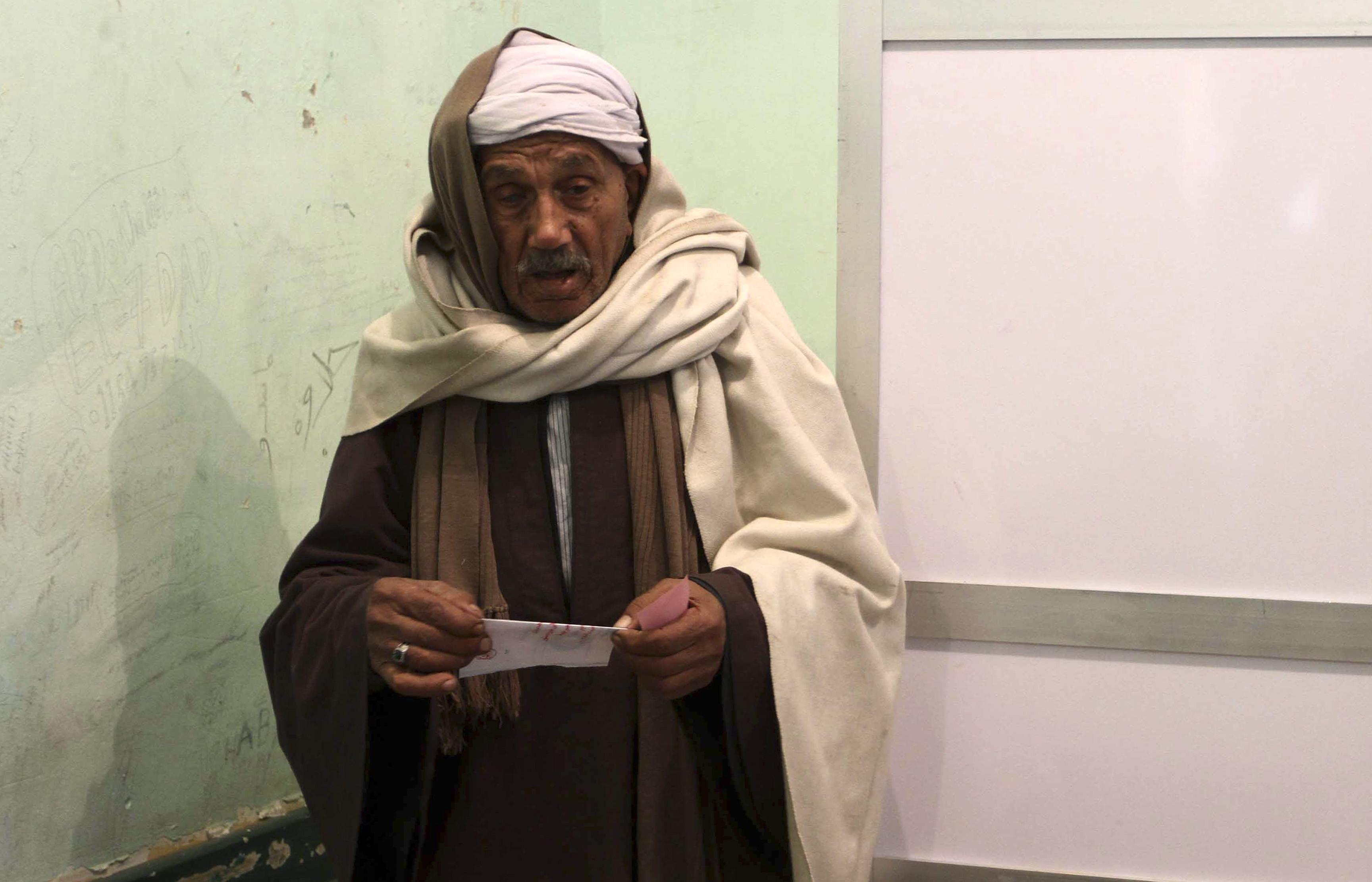 Update: Latest developments in Egypt's constitutional referendum