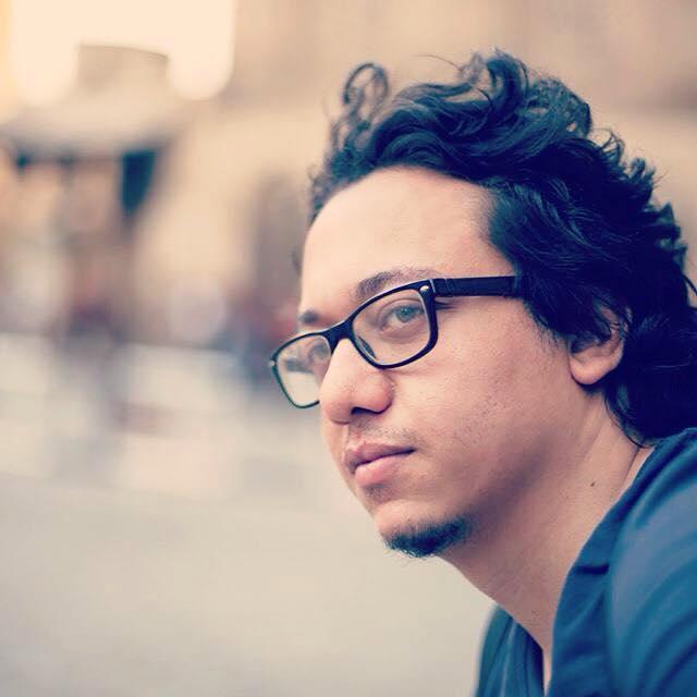 Egyptian cartoonist Islam Gawish released