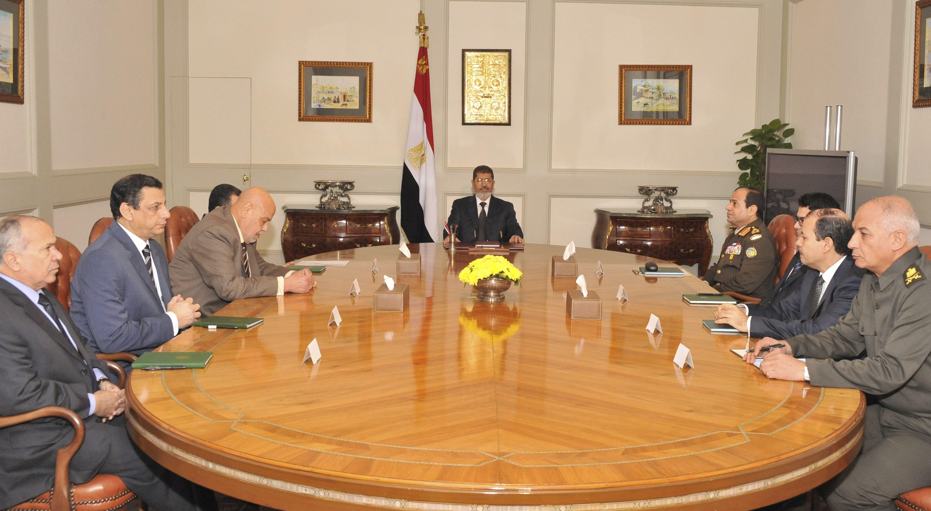 Egypt army statement balanced, says Muslim Brotherhood official