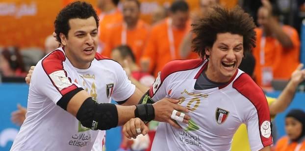 منتخب اليد يفوز على السويد 26-25 في أولمبياد ريو