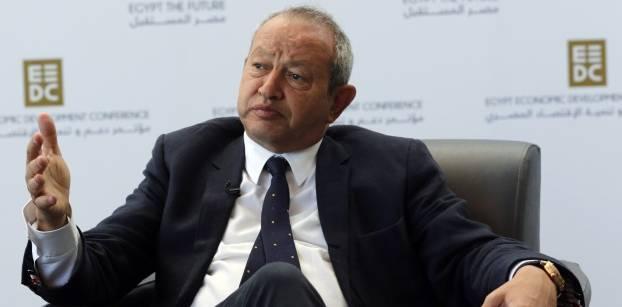 """سامر: توقف ساويرس عن التمويل وراء أزمة """"المصريين الأحرار"""""""