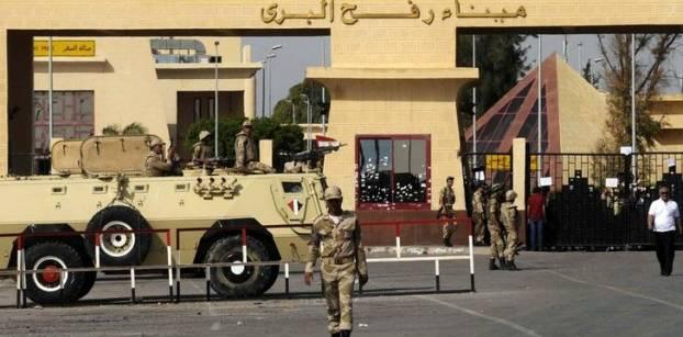 مصر تبدأ اليوم فتح معبر رفح الحدودي مع قطاع غزة وحتى الأربعاء