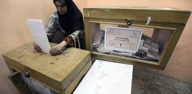 زوجة النائب الراحل تفوز بمقعده في الانتخابات التكميلية بمركز الفيوم