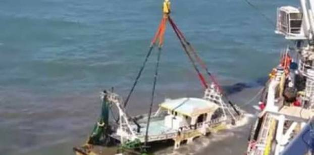 مدير أمن البحيرة: القبض على السمسار الرئيسي لمركب رشيد الغارق